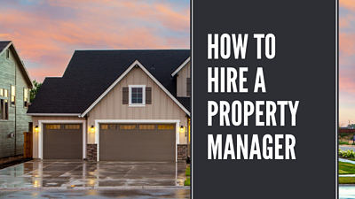How to hire a property manager resources (1)