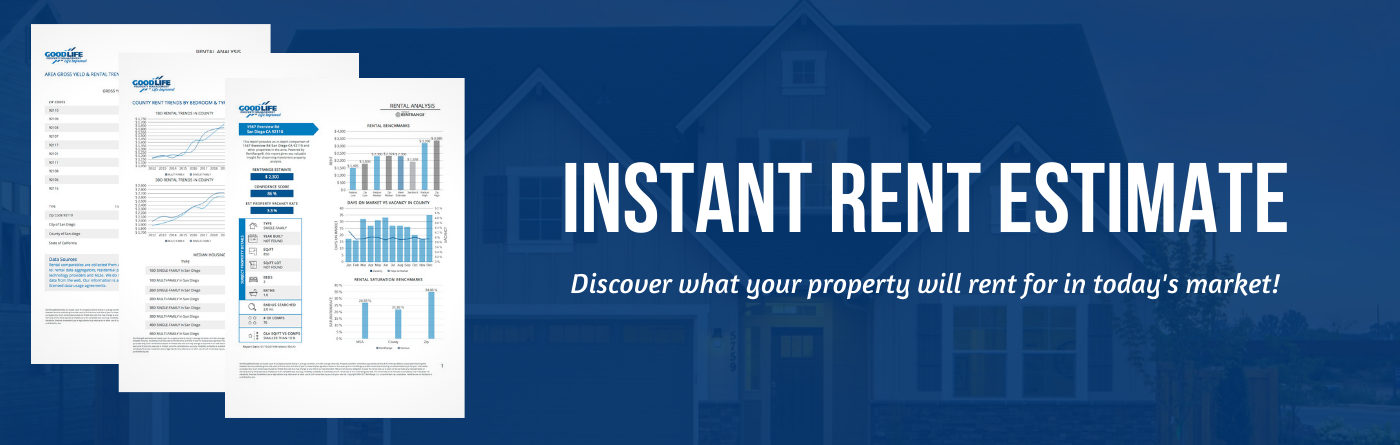 Instant Rent Estimate